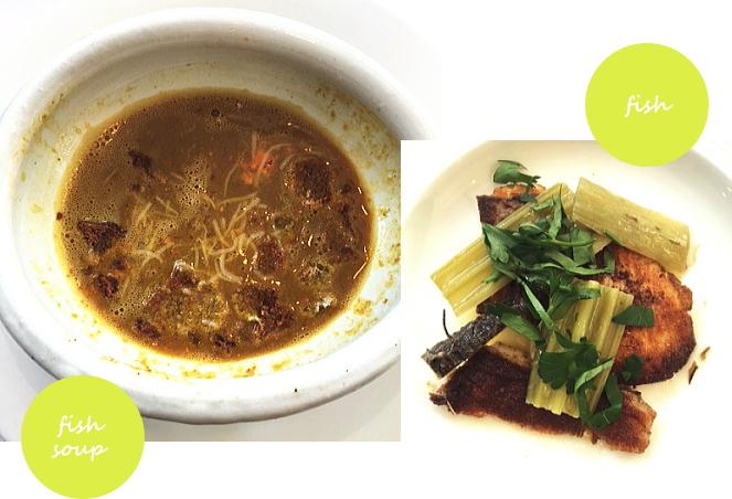 ヌキテパ名物スープとメイン2016.4.13